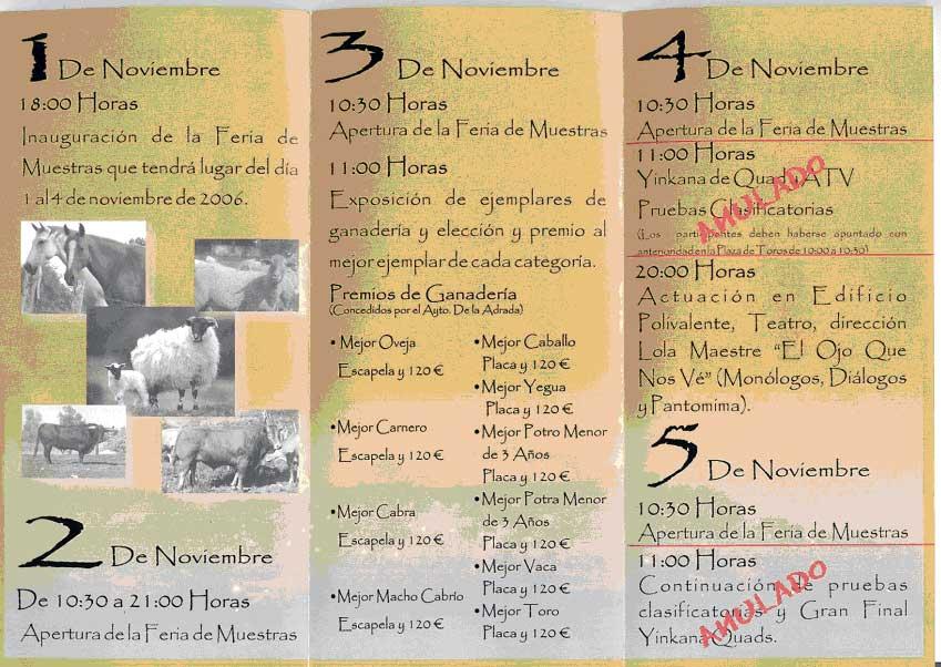 Feria de los Santos 2006