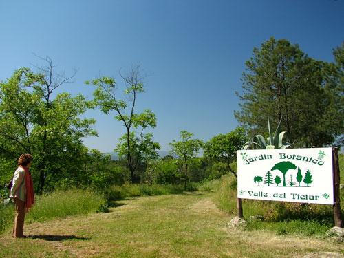 Jardín Botánico de La Adrada