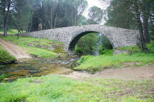 Puente Mosquea - La Adrada