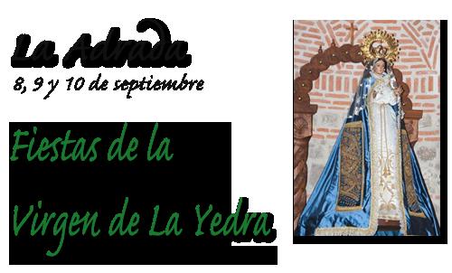 Noticias La Adrada  Fiestas de La Virgen de la Yedra 2012