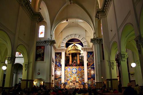 Camerata Cantabile en la Basílica Jesús de Medinacelli de Madrid