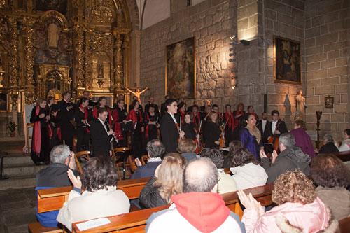 Concierto de Semana Santa - La Adrada