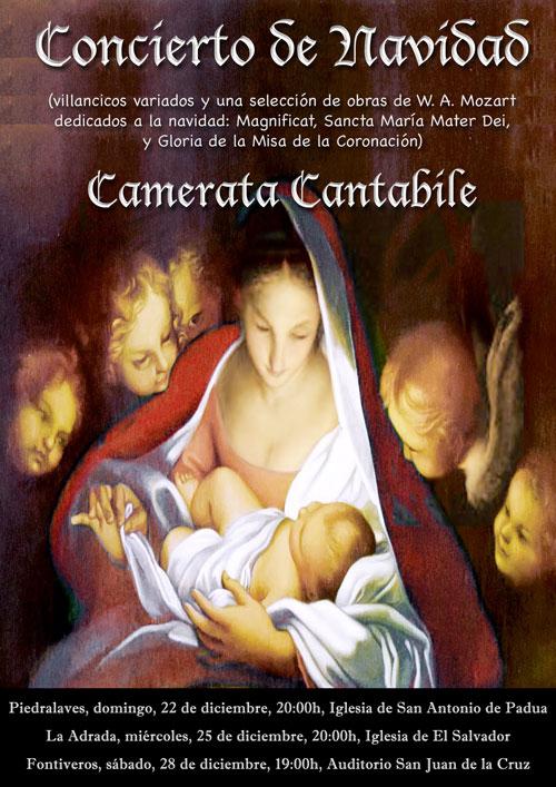 Navidad 2013-Camerata Cantabile