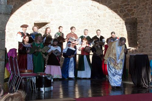 Concierto de madrigales