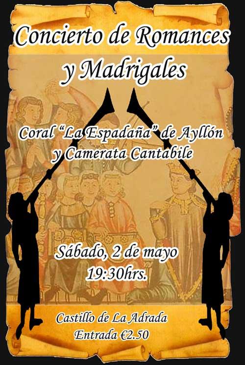 Madrigales en La Adrada