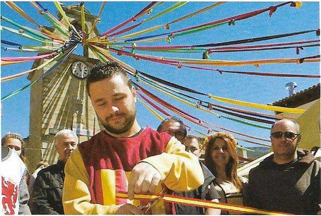 Fiestas de El Salvador en La Adrada