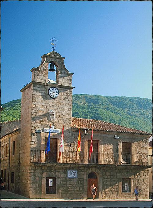 Presupuestos Ayuntamiento de La Adrada- Foto: José Antonio Rodríguez