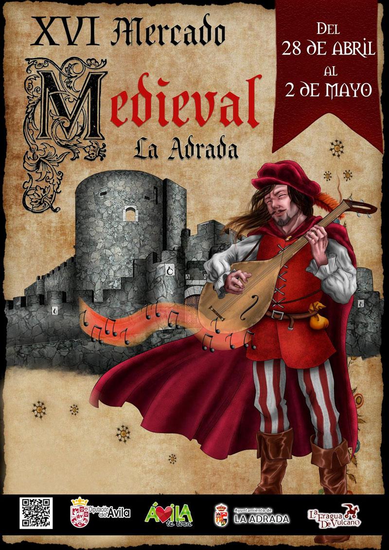XVI Mercado medieval de La Adrada