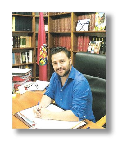 Roberto Aparicio Cuéllar - Alcalde de La Adrada -