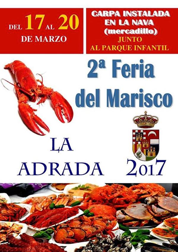Feria del Marisco en La Adrada
