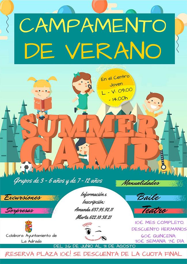 Campamentos de verano para jvenes adolescentes