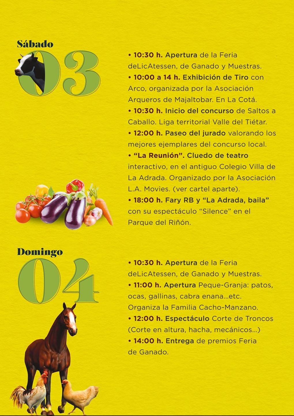 Feria de los Santos 2018