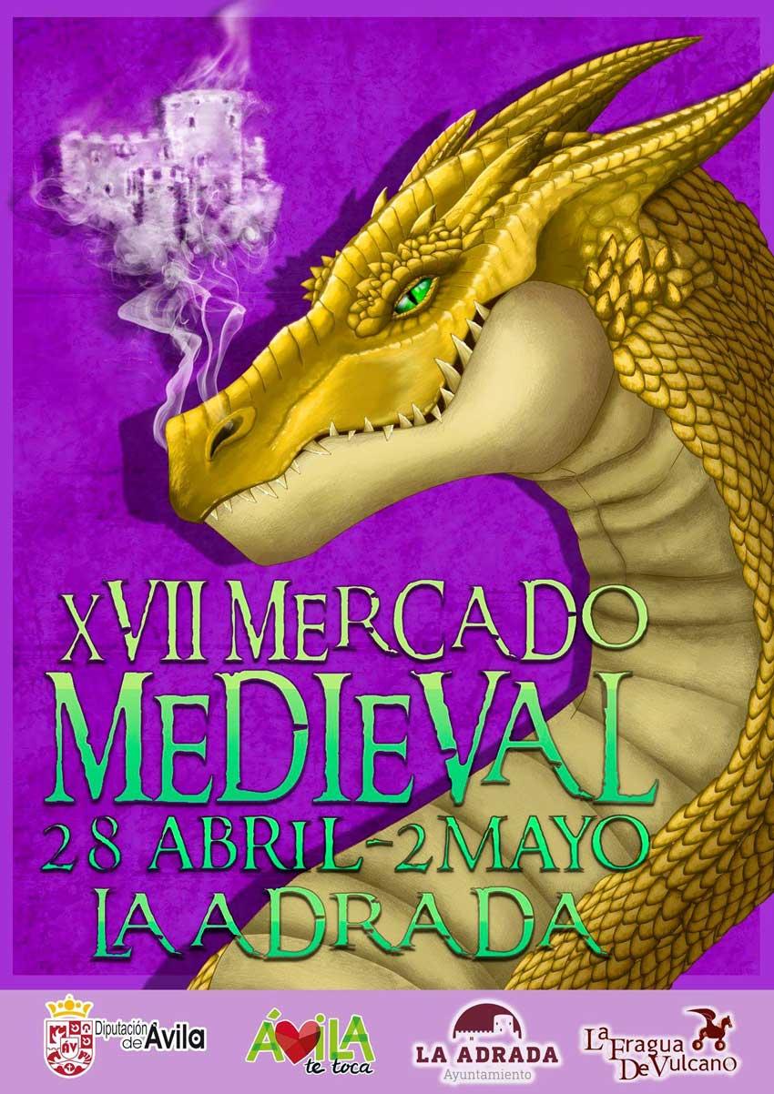 Mercado medieval de La Adrada 2018