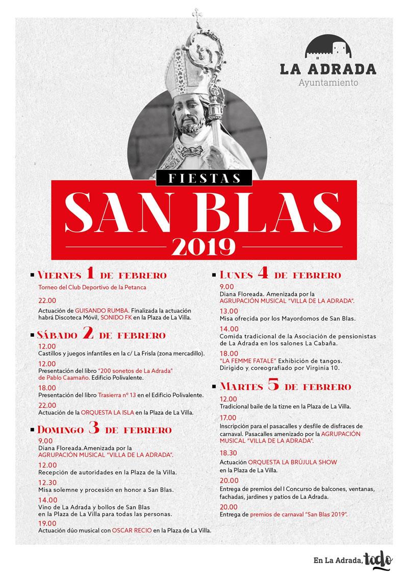 Fiestas de San Blas y Carnaval