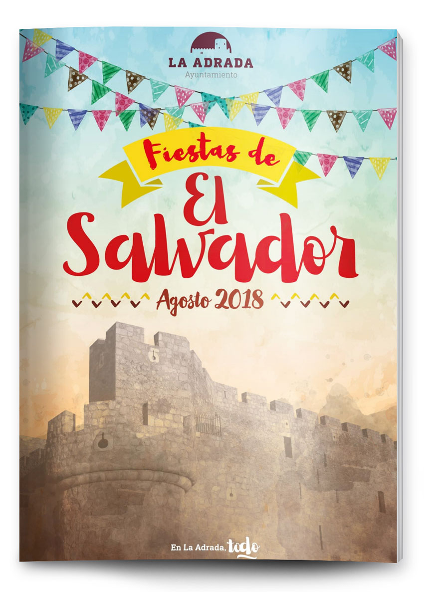 Fiestas de El Salvador 2018