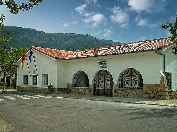 La ciberbiblioteca de La Adrada recibió más de 17.700 visitas en 2007