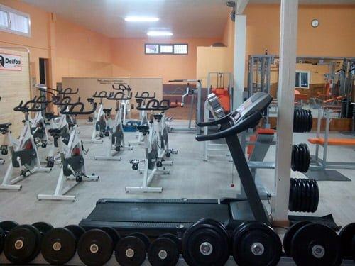Nuevo gimnasio en La Adrada