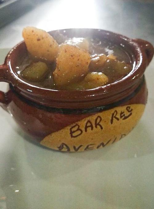 Salmorejo – Bar Avenida