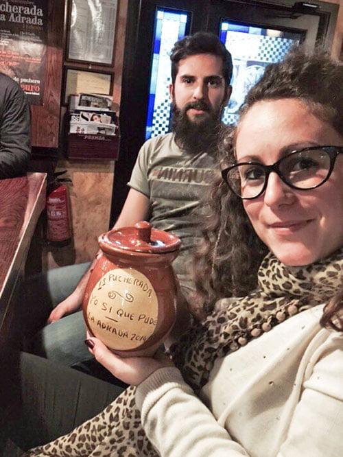 «Yo sí que pude», preciado trofeo conmemorativo.