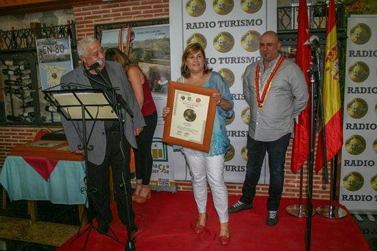 Nuevo premio para Restaurante El Castillo