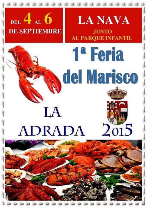 I Feria del Marisco en La Adrada
