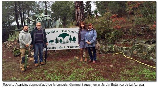 El ecoturismo, una apuesta del Ayuntamiento de La Adrada