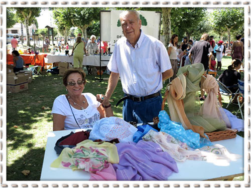 V Mercado del Trueque