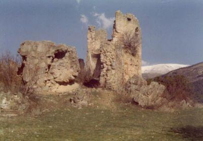 Castillo. Años 60