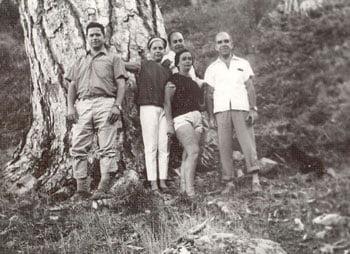 Grupo. Años 60.