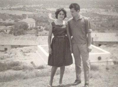 Novios. Años 60