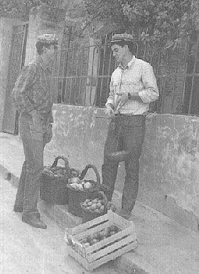 Oscar Hernández y Antonio Durón.
