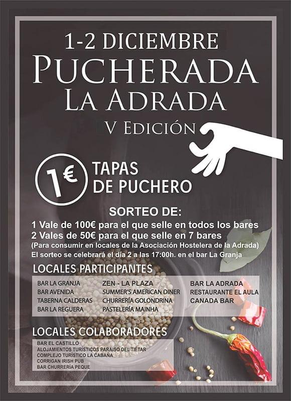 Pucherada, 2018