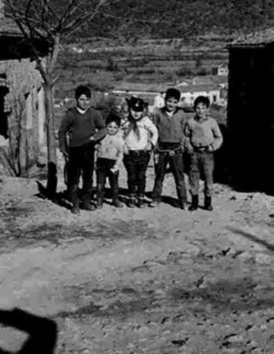 Niños bandoleros del Torrejón.