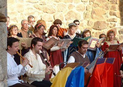 Medieval 2005 - Madrigales