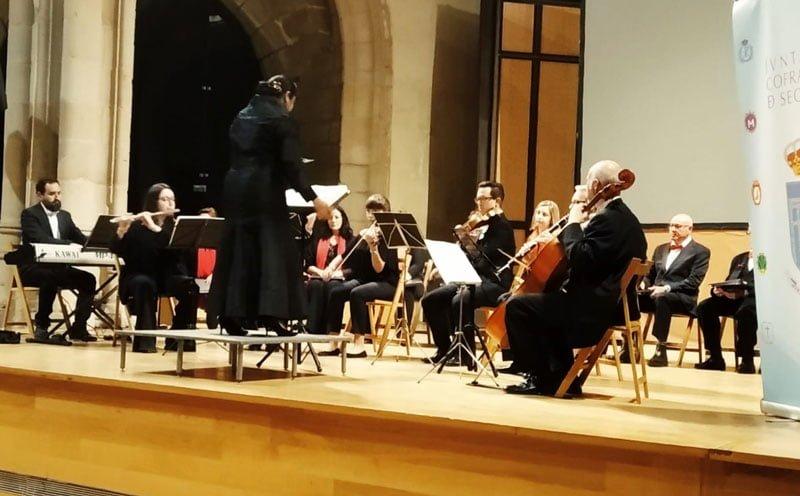 Concierto de Camerata Cantabile, en Ávila