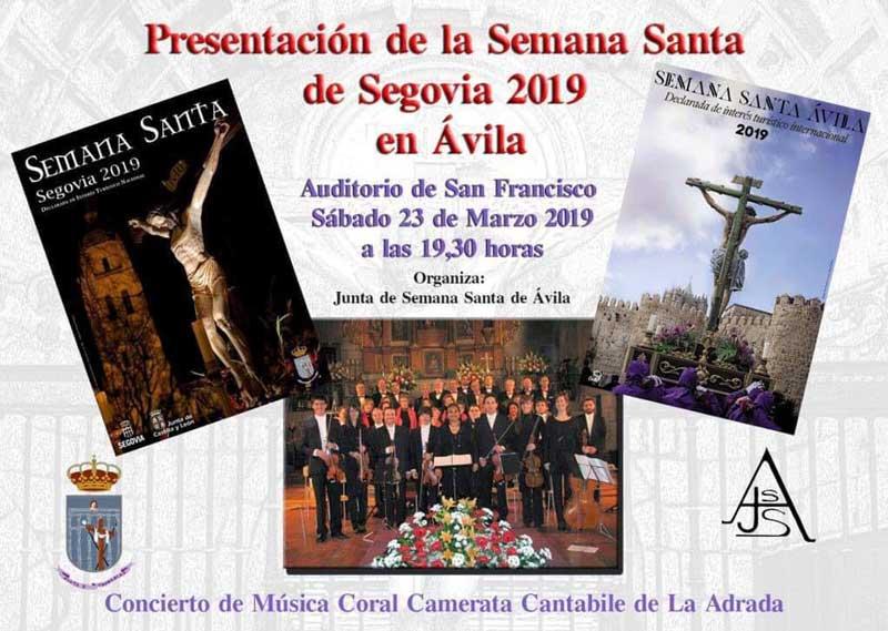 Próximo concierto de Camerata Cantabile