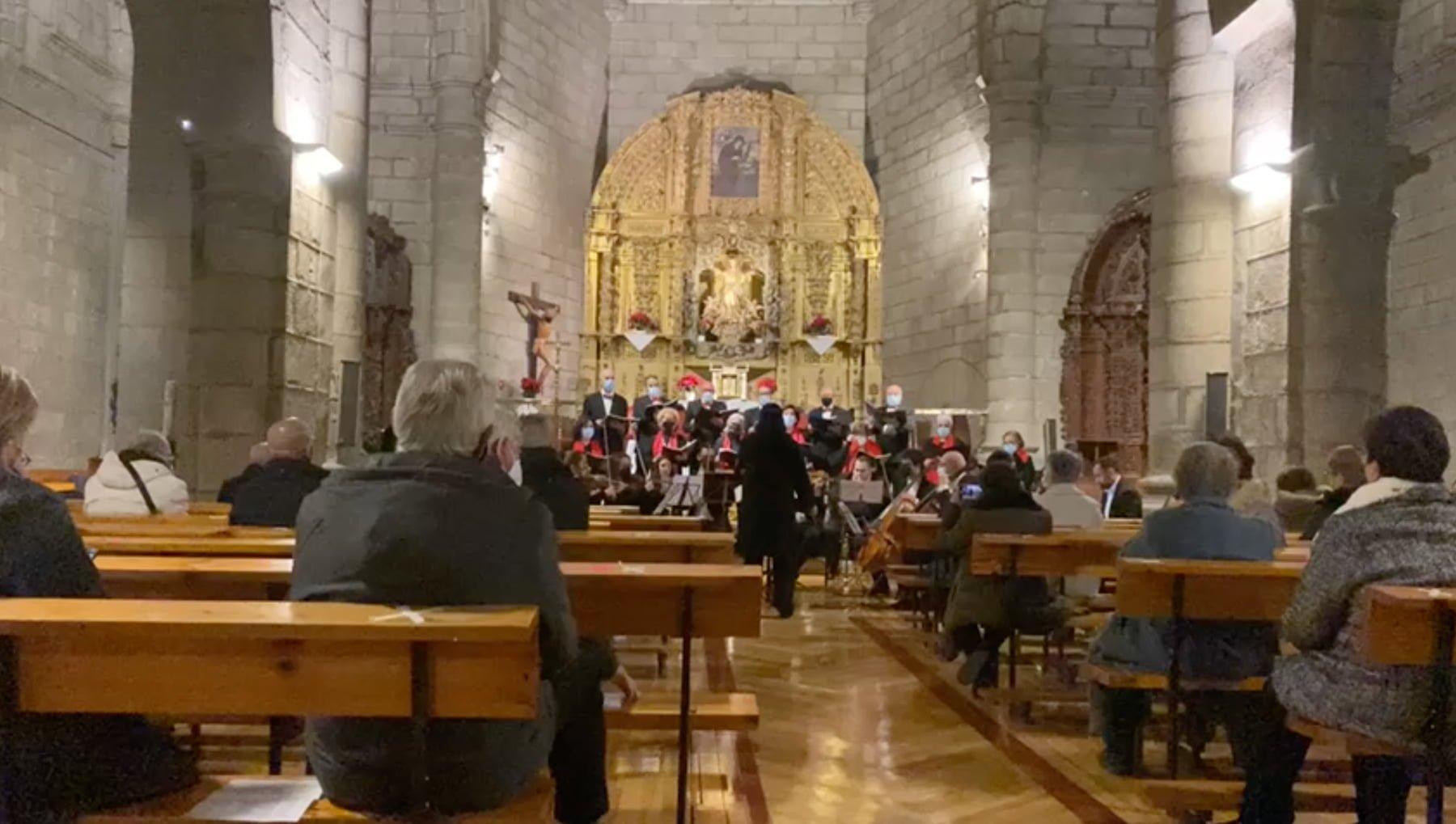 Conciertos de Navidad de Camerata Cantabile