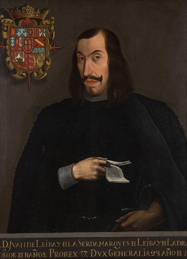 VI Marqués de La Adrada