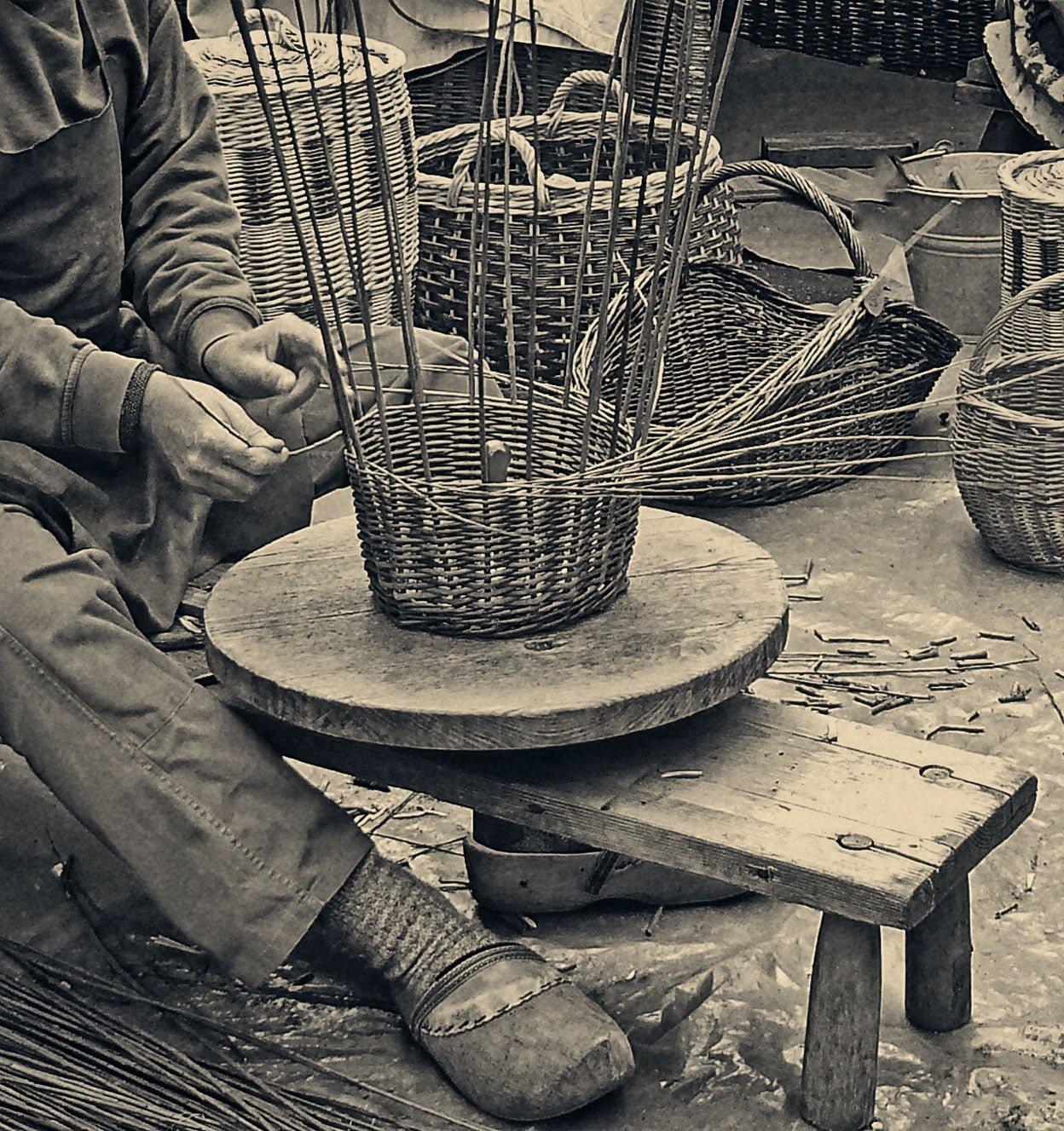 El cestero