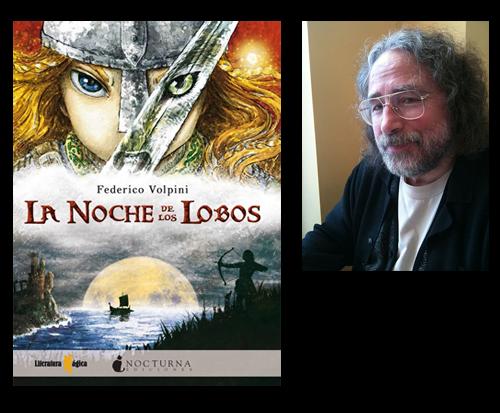 Reunión literaria en La Adrada con Federico Volpini