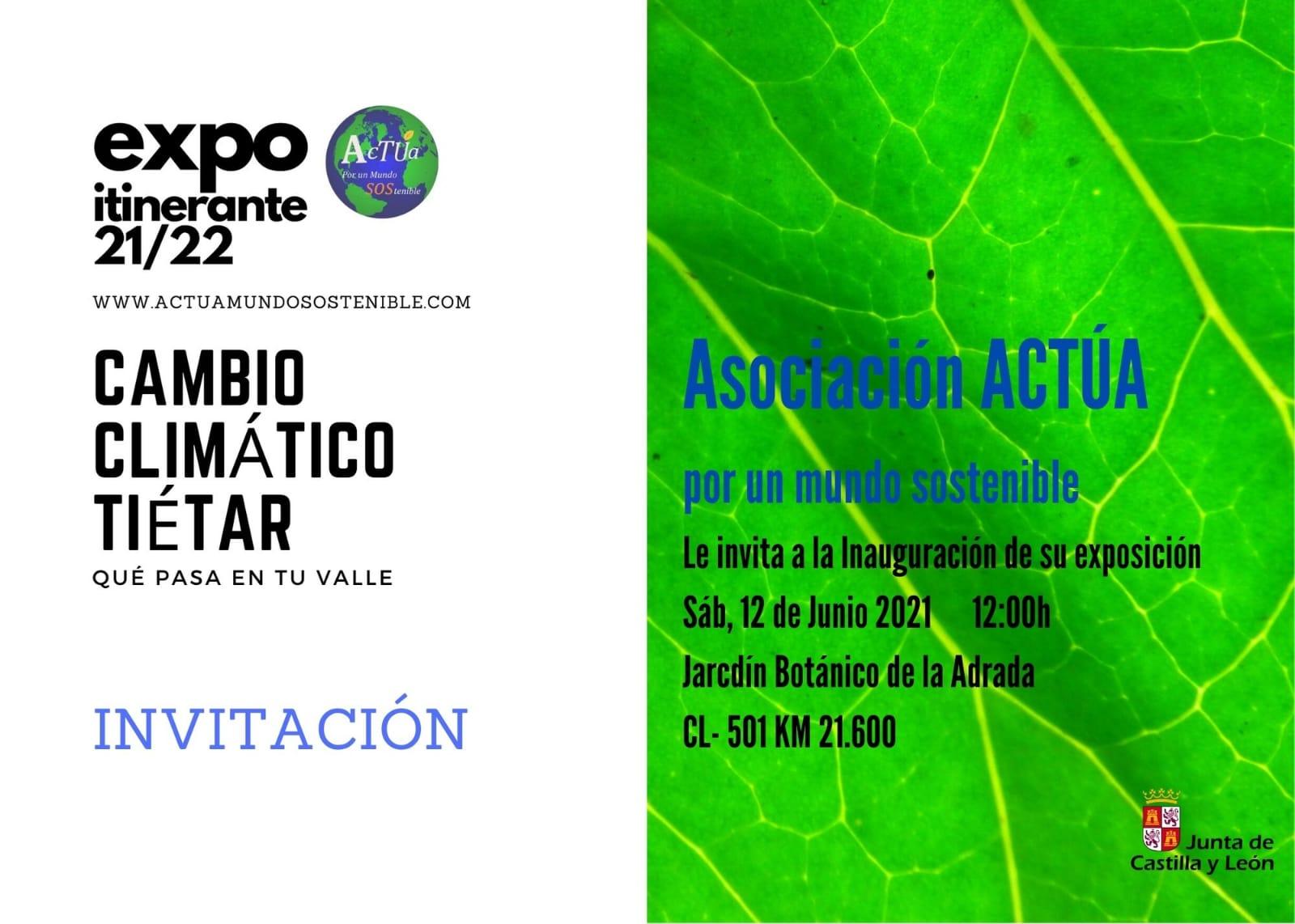 Exposición en el Jardín Botánico