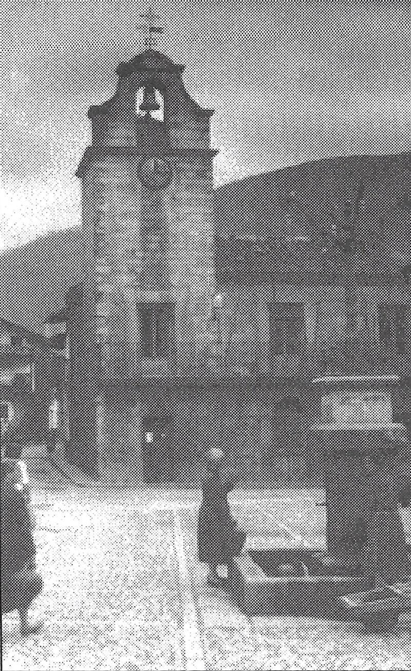 La Plaza, años 50