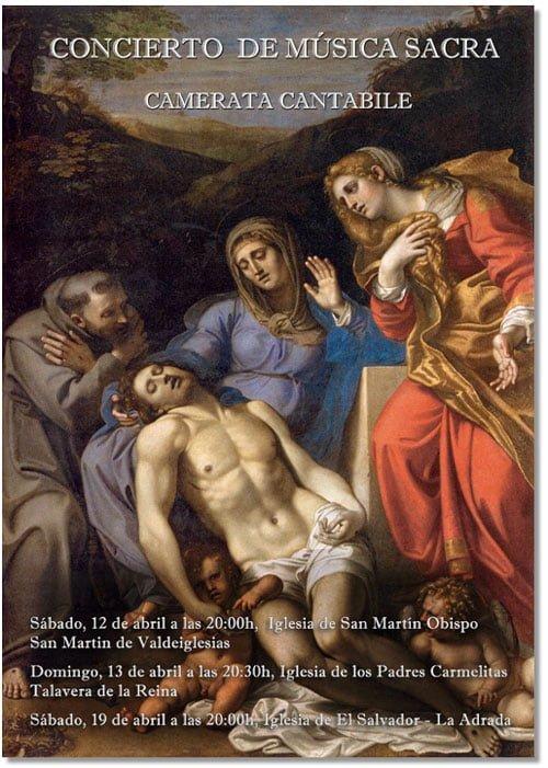 Música Sacra para Semana Santa