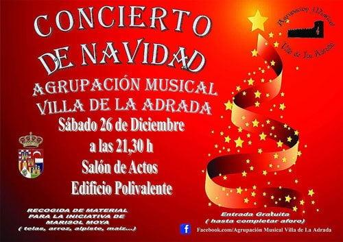 Navidad, tiempo de conciertos