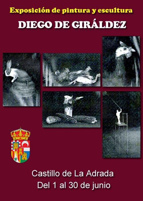 Exposición de Diego de Giráldez