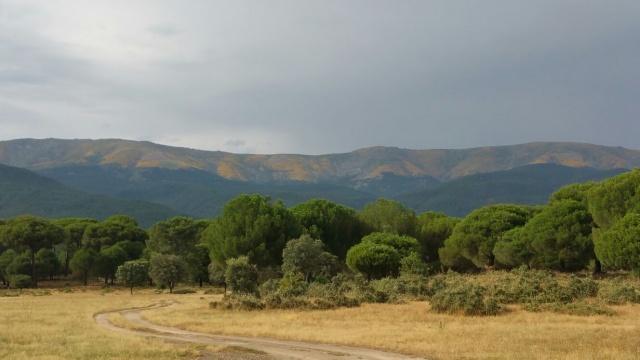 La Adrada, valle y montaña.