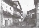 Calle de la Reguera, 1960.