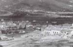 Panorámica del pueblo, año 1958.