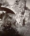 En el castillo. Años 60