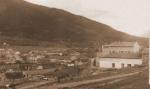 Vista desde El Torrejón. Al fondo, La Solana